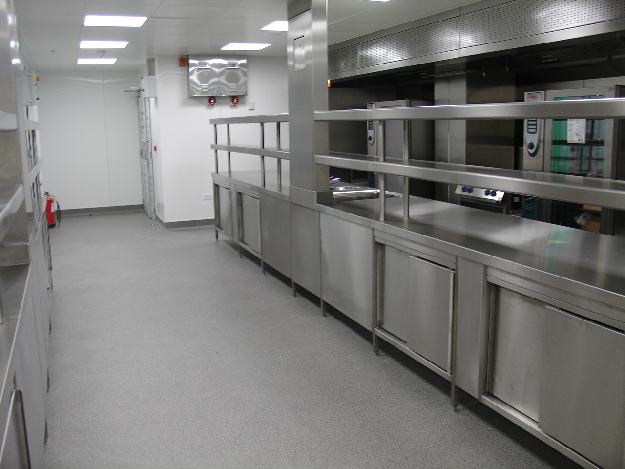 Commercial Kitchen Hygienic Flooring