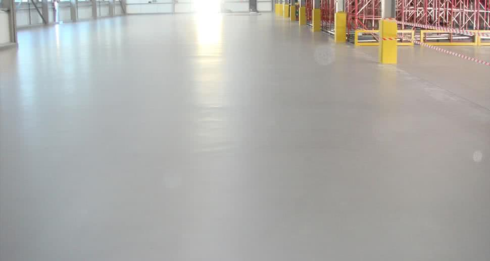 Anti slip warehouse Flooring