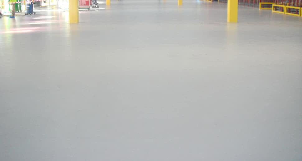 Durable resin Flooring