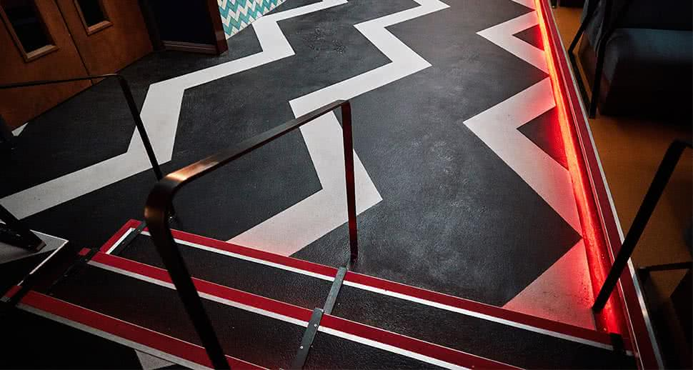 Bar Flooring Solutions