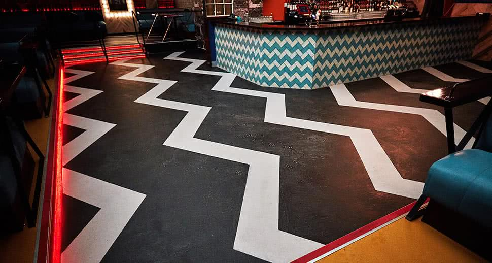 Hygienic Bar Flooring Solutions