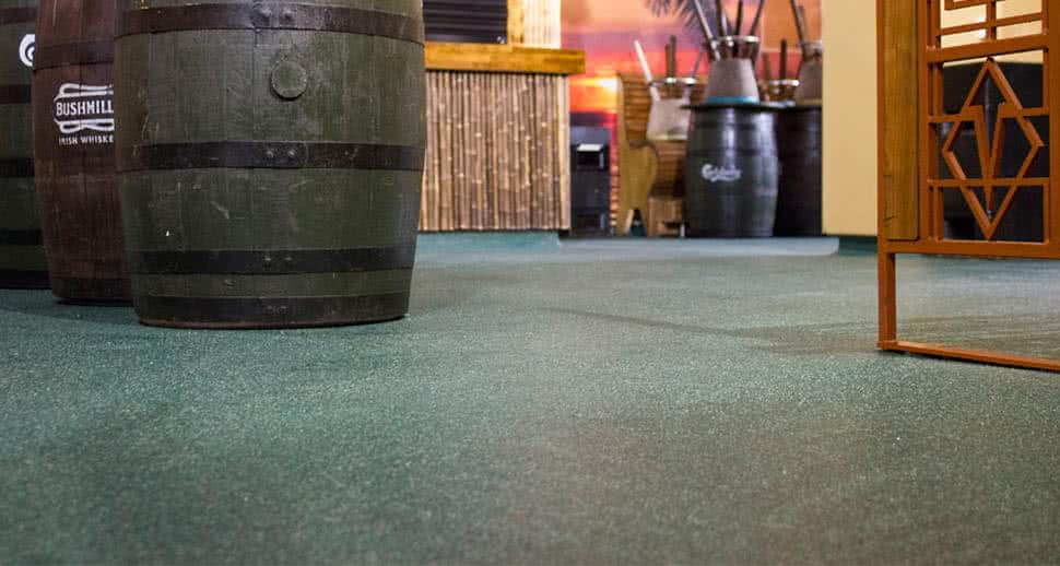 Non slip Bar Flooring Solutions