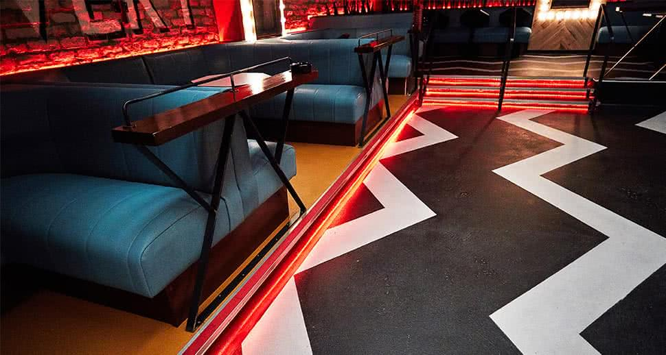 Nightclub safe Flooring Solutions