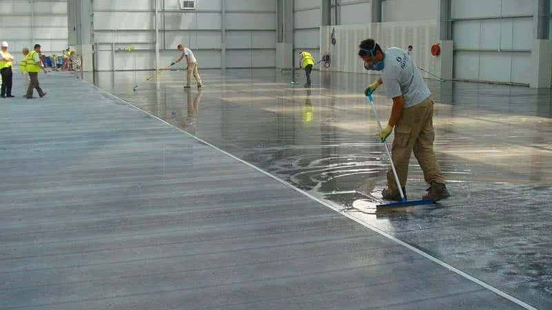 resin floor installation experts