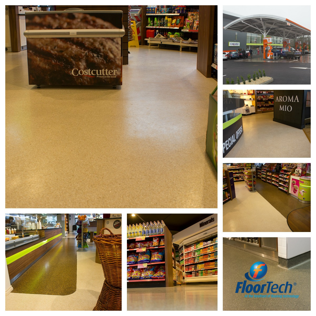Costcutter Flooring Project